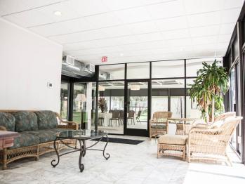 River Room Lobby
