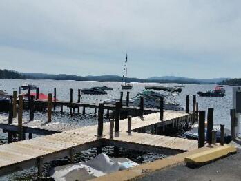 Docks & mooring @ YC