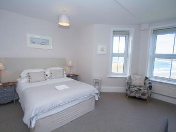 Double Suite - Sea View - Towan - 2A and 2C (under 10)