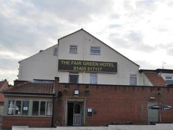 The Fair Green Hotel -