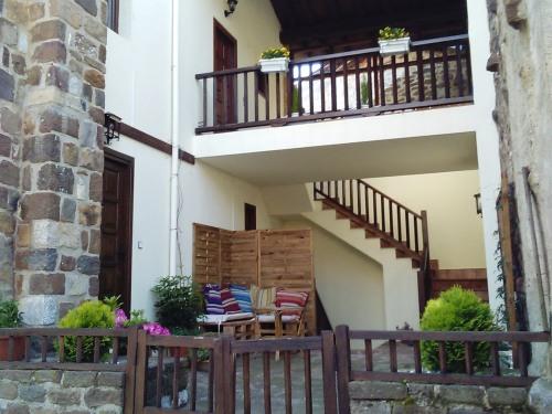 Apartamentos Nevandi vista exterior apartamentos