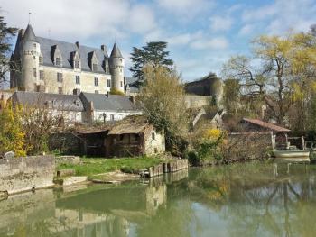 Gîte d'Etape Le Presbytère de Beaulieu - CHATEAU DE MONTRESOR