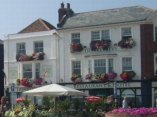 Dunkerley's Hotel, Deal, Kent