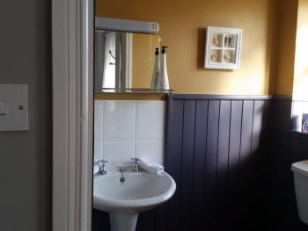 The Mountain Ensuite Bathroom