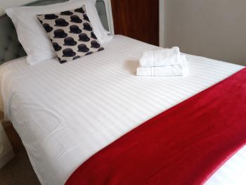 Single room-Standard-Ensuite with Bath-Street View-1st Floor Room