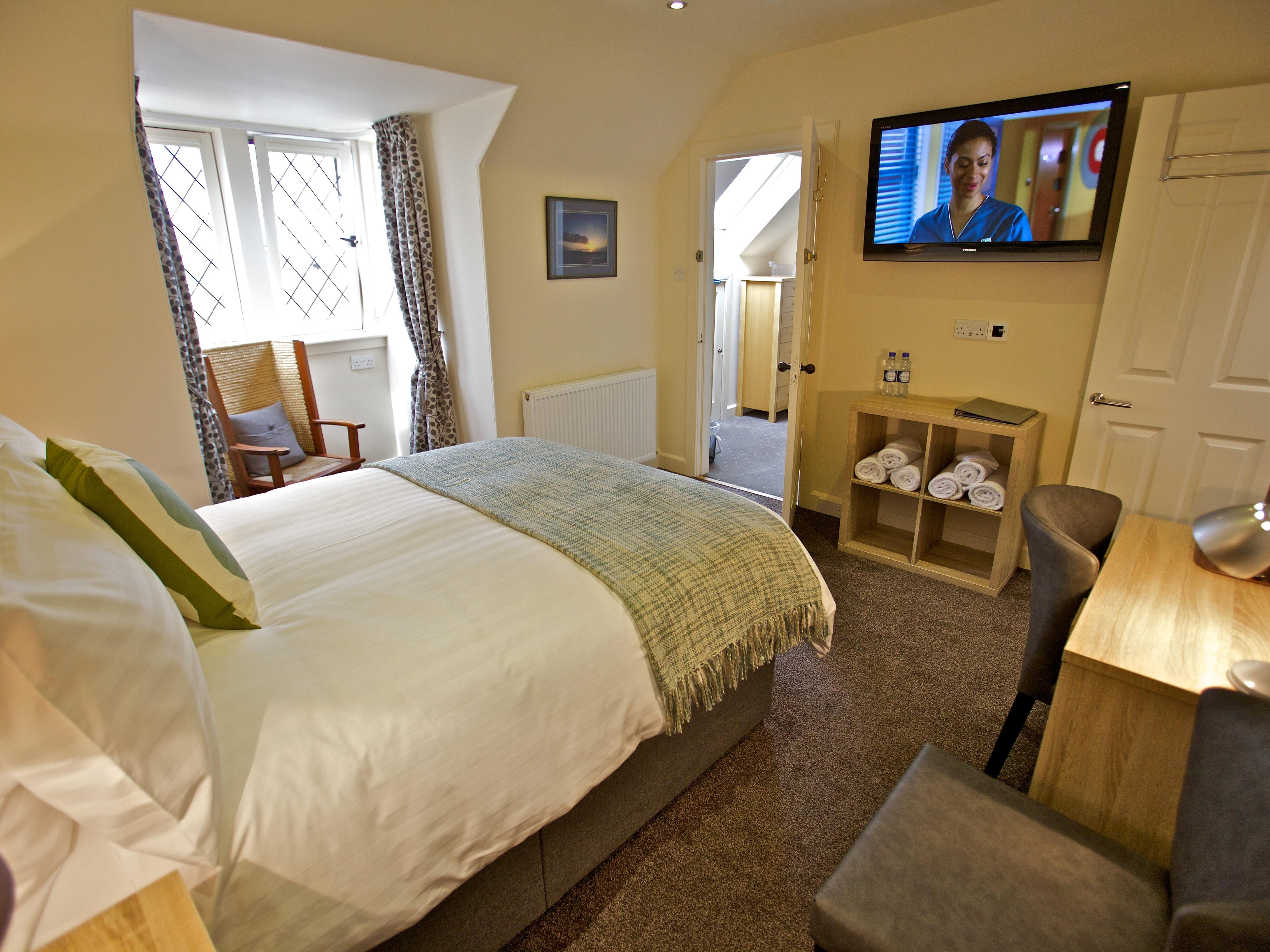 Double room-Deluxe-Sea View-Ensuite - Base Rate