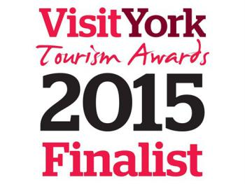Awards - Visit York Tourism Awards 2015 - Finalist