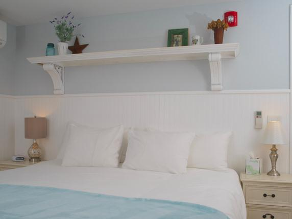 Double room-Ensuite-Standard-No view-Carriage House, kitchenet