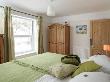 Bedroom at Willow Farm Cottage