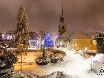 Noël à Chamonix