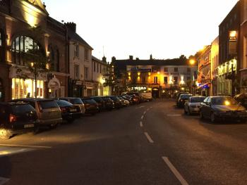 The Main Street In Kinsale