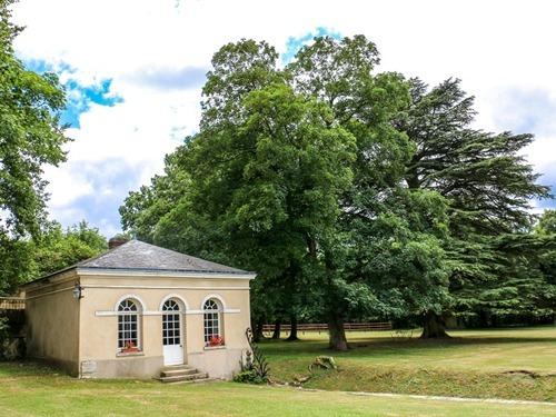 Suite-Cottage-Douche-Vue sur Parc