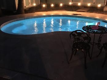 Evening swim, anyone?