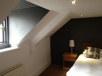 Twin room-Deluxe-Ensuite