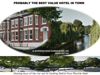Riverside Hotel Bed and Breakfast - Hotel