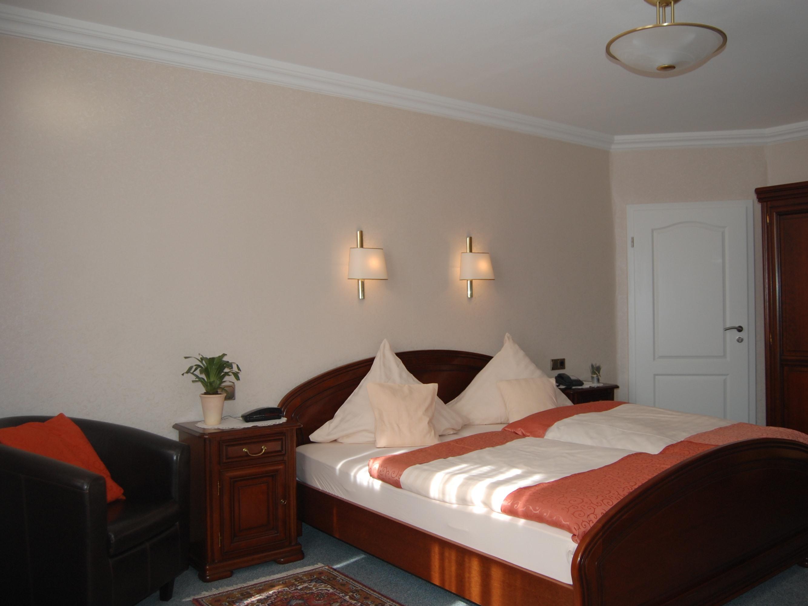 Doppelzimmer-Ensuite Dusche-mit Erker