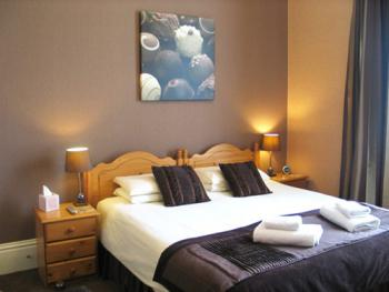 Garway Lodge - Luxury en-suite Room with double shower cubicle