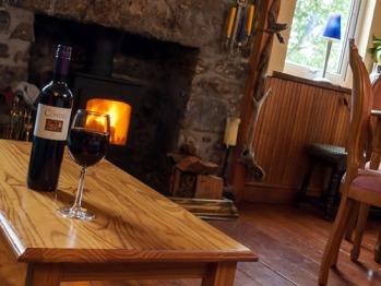 Woodburner & Wine