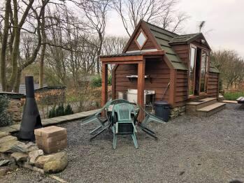 Cartmel Camping Pod -