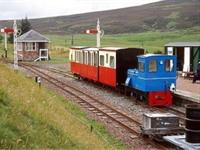 Narrow Gauge Railway - Leadhills