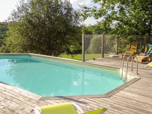 piscine la maison d'aum perigord dordogne