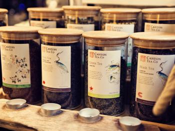 Good quality Canton Teas