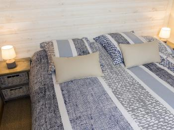 Double-Confort-Salle de bain Privée-Vue sur Jardin-Garden