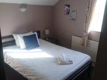 Double room-Comfort-Ensuite with Shower-Garden View - Double room-Comfort-Ensuite with Shower-Garden View