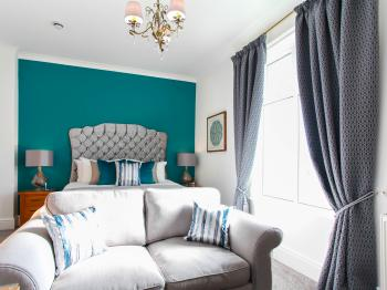 Tyndale B&B Torquay - Room Three - Luxury Double Room