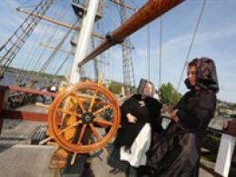 Dunbrody Famine Ship and Irish Emigrant Experience