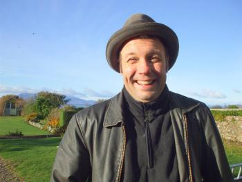 Folk-singer Martin Stephenson at Carlton Seamill