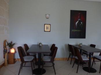 Salle à manger de la Table des Vignes