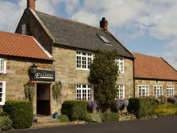 The Ellerby Country Inn - Front entrance