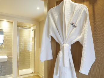 The Lodge - En suite
