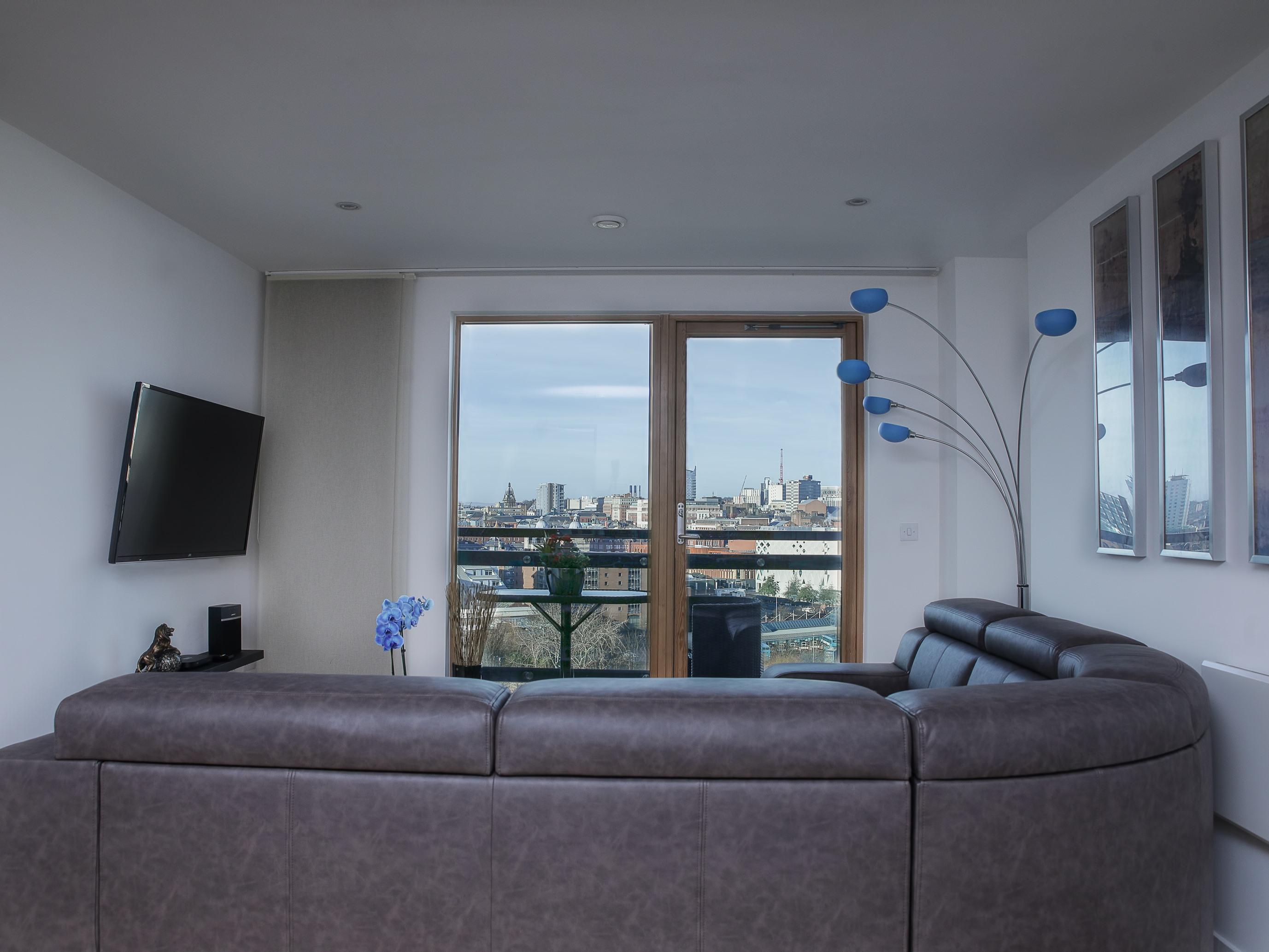 Live In Leeds Penthouse