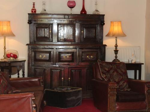 Dresser in lounge