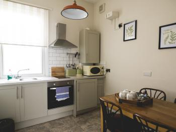 Albert - Our fully functional Kitchen
