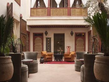Riad Des Eaux Et Spa - Hotel lobby