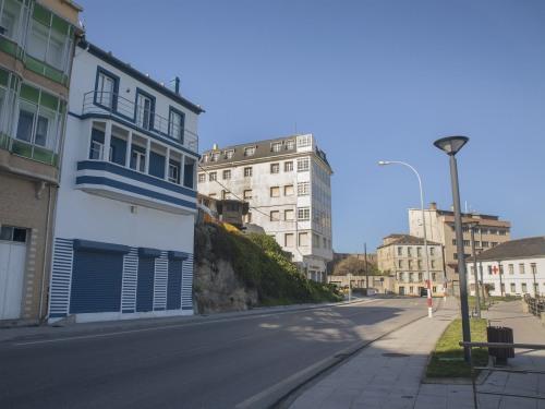Vista de la Casa por el lado del mar