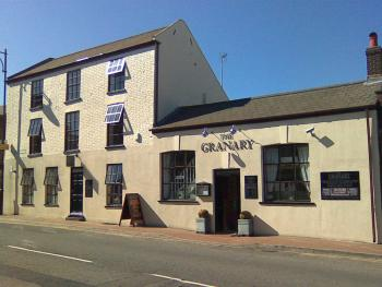 The Granary - The Granary Hotel, Bar & Restaurant