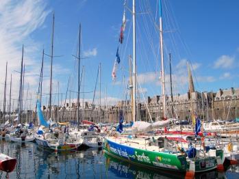 Saint-Malo à 15 mn - Découvrez le monde des Marins et grands Découvreurs, ici Départ de la Route du Rhum