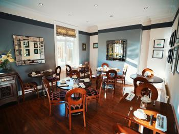 Full English Breakfast, fresh fruits salad, continental breakfast and lots of other options served at Breakfast