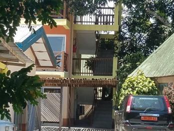 Appartements classique Familial vue mer balcon