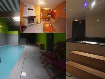 Gîte n°7 - 1 à 6 personnes - 2 chambres