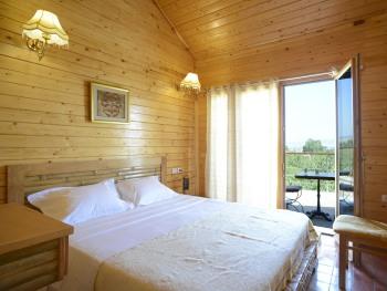Chalet-Confort-Salle de bain Privée-Ecologique pour 2