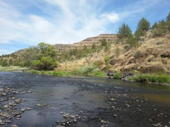 MilePost 85 on the John Day River