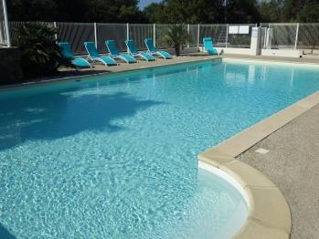 piscine de la residence