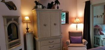 Ravens Haven bedroom