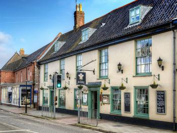 The Feathers Hotel -