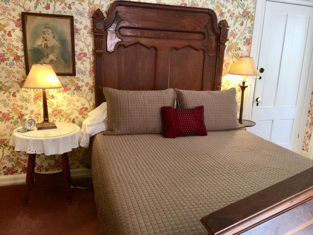 Double room-Ensuite-Standard-Garden View-Betty's Room